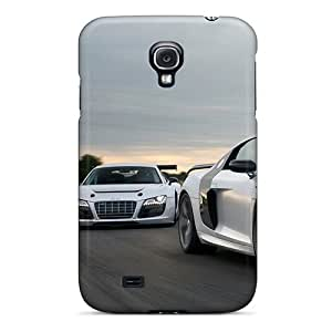 Great Cell-phone Hard Covers For Samsung Galaxy S4 (aBH15654HNGt) Support Personal Customs Attractive Audi R8 Series