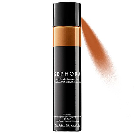 SEPHORA COLLECTION Perfection Mist Airbrush Foundation Spice 2.5 oz