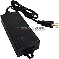 110 Volt AC to 12 Volt 12V DC 5 Amp 5A 4-Channel Power Supply for CCTV Cameras