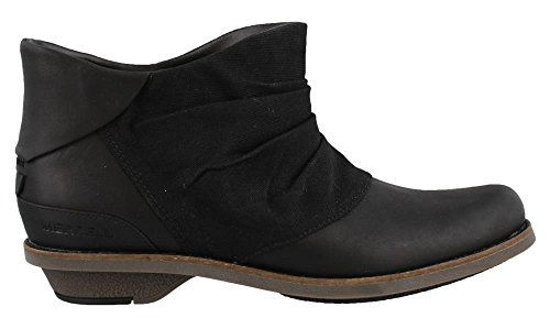 Adaline Black Bluff Boots M Ankle Women's Merrell 5 7 BwpqX5TEnx