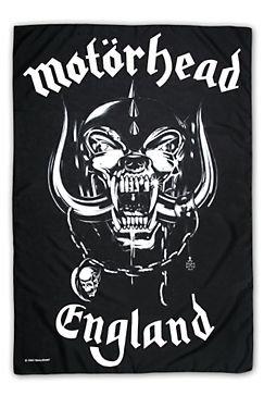 Motorhead - England Textile Poster Flag