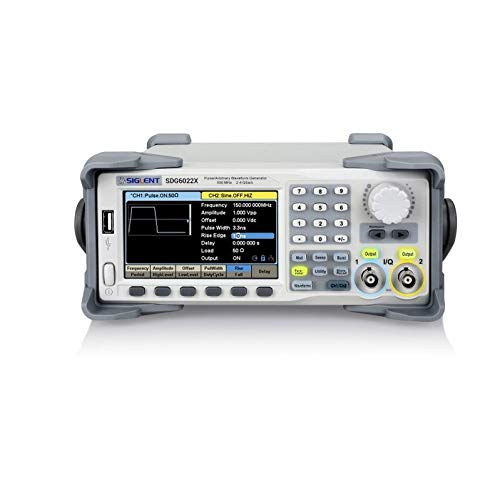 SIGLENT SDG6022X Function/Arbitrary Waveform Generator Signal Generator Bandwidth 200 MHz