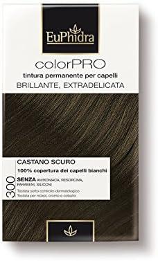 EuPhidra tinta color Pro 300 colorazione permanente sin amoniaco Castaño Oscuro