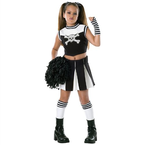 Bad Spirit Cheerleader Child Costume