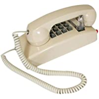 Cortelco 255444-Vba-27md Wall Phone, Message Waiting