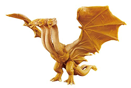BANDAI Godzilla Movie Monster Series King Gidora 2019 Soft Vinyl Figure (Best 1 Year Old Toys 2019)