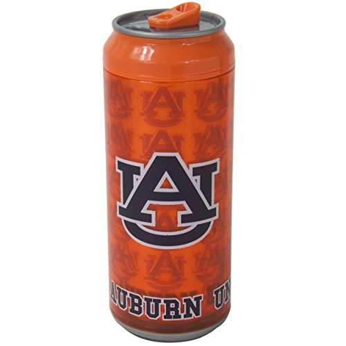 Auburn University Gear (Cool Gear Auburn University Can, 16 oz, Orange)