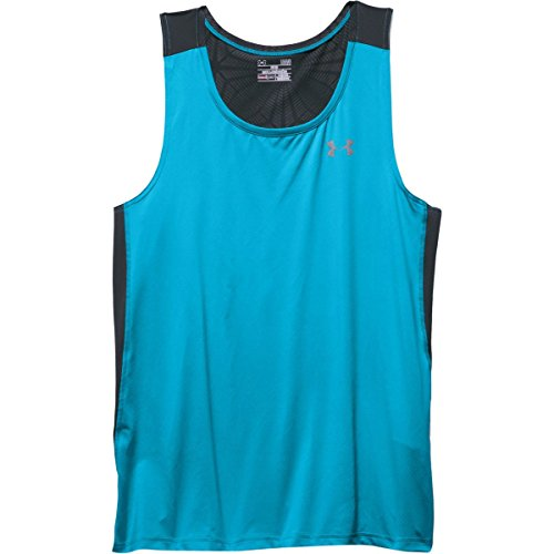 Under Armour Mens CoolSwitch Singlet