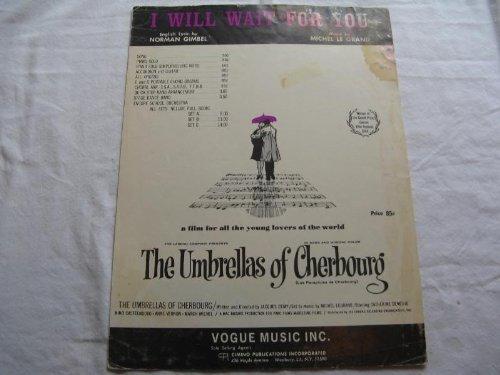 i will wait sheet music - 3