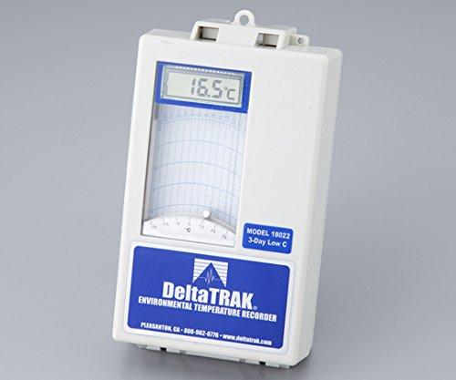 デルタトラック2-3571-01温度記録計(チャート紙タイプ)18028 B07BD2VFW3