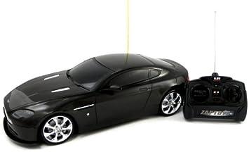 1 10 Scale Aston Martin V8 Vantage Remote Control Cars Amazon Co Uk Toys Games