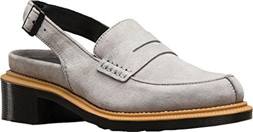 Grey Stivali Martens Dr Soft Donna Buck Mid wq4wISx5p