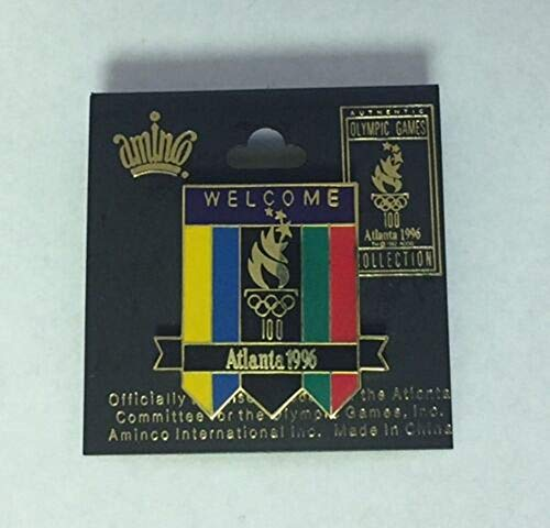 - 1996 Atlanta Olympics Welcome Pin