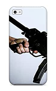 Brand New 5c Defender Case For Iphone (nine Inch Nails Music People Music)