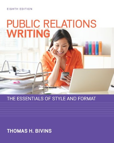 Public Relations Writing: The Essentials of Style and Format by Brand: McGraw-Hill Humanities/Social Sciences/Languages