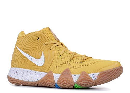 - Nike Kyrie 4 CTC (MTLC Gold Coin/White 14)