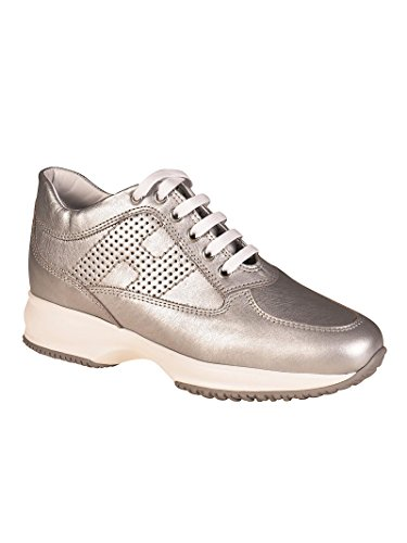 HXW00N00E30I6EB200 Interactive Sneakers Donna Argento Hogan wv8qHw