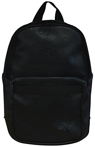 (Puma - Scuderia Ferrari Zainetto Fashion Mini Backpack (Puma Black))