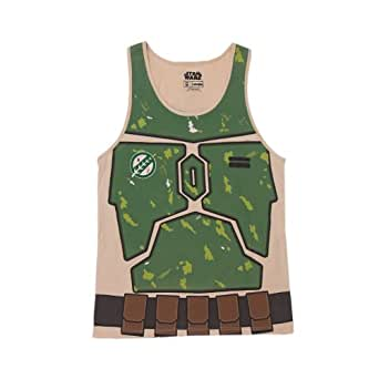 Star Wars I am Boba Fett Tank Top (XX-Large)