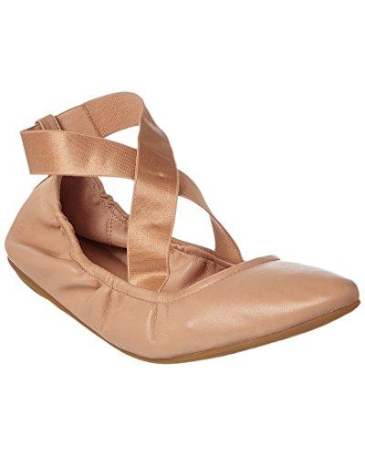 Edina Nude Ballet Nude Rose Nappa Flat Women's Taryn pRwaS7qW