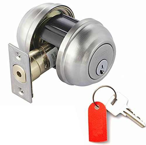 Door Dead Bolts Double Cylinder Keyed - Grade 2 With Comm...