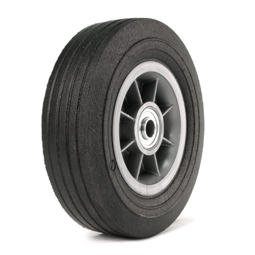 - Martin Wheel 8X2.50 8-Inch General Purpose Wheel for Lawn Mower, 2-1/4-Inch by 5/8-Inch Centered Hub