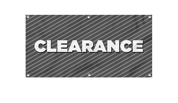 8x8 CGSignLab Nautical Stripes Heavy-Duty Outdoor Vinyl Banner Free WiFi