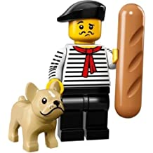 LEGO® Collectable Minifigure™ Series 17 - French Connoisseur