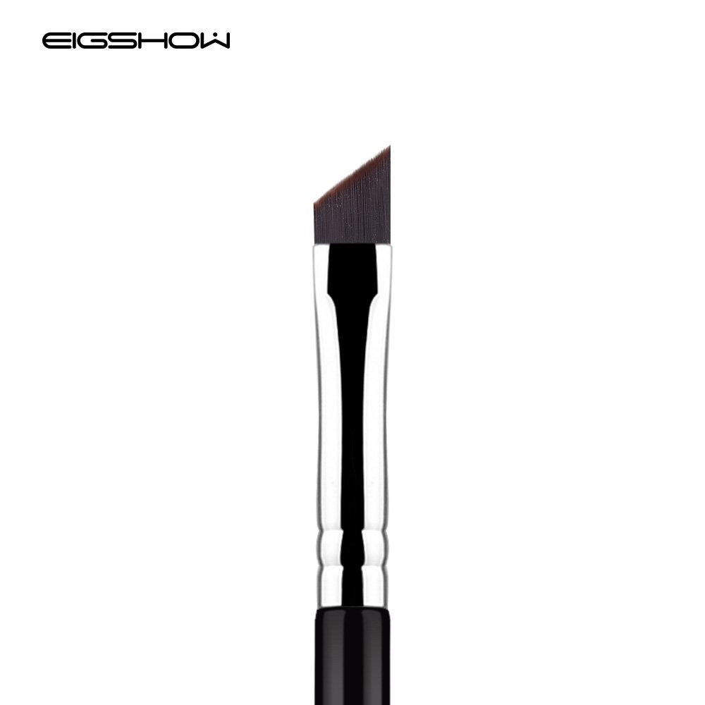 Eyeliner Makeup Brush Makeup Angle Eyebrow Kabuki Brush Eigshow Portable Eye Powder Foundation Brush, Beauty Cosmetic Tool