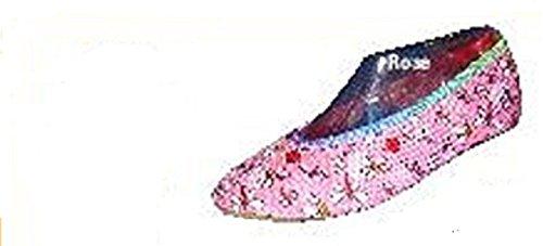 De Sapatos 25 Rosa Groesse Algodão De Ginástica 44wqO6