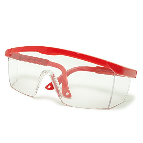 grinigh-anti-scratch-lab-safety-glasses-with-adjustable-locking-arms-2-count-goggles-red-frame-clear