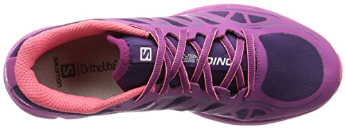 violet Azalee 3 EU L38155800 Femme Trail Salomon Madder Pink Noir Cosmic Purple Chaussures 43 de rose Pi Multicolore v86wxwq0