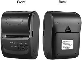 Amazon.com: KKmoon pos-5802ln Portale Mini 58 mm 1 A 8 ...