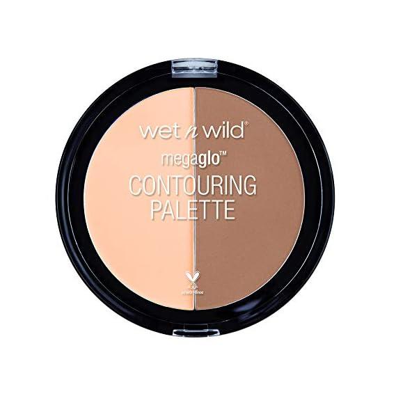 Wet 'n Wild Color Icon Contouring Palette, E7491 Dulce De Leche, 0.46 Oz
