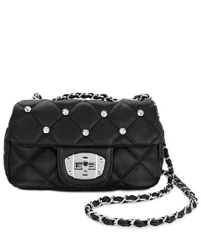 Snooki's Glam Handbag – Tan, Bags Central
