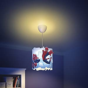 Amazon.com: Philips Imaginative Lighting Spiderman Children's ...