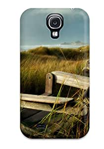 Pamela Sarich's Shop Rugged Skin Case Cover For Galaxy S4- Eco-friendly Packaging(romantic View)