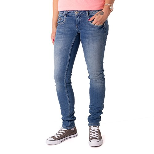 M o Gamba Blue Jeans Maria Aderente Pantaloni Donna d Douala Rr1xR