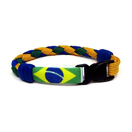 Soccer Nations Bracelets Swannys Team
