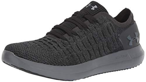 Under Armour Men's Slingride 2 Sneaker, Black (006)/Pitch Gray, 8.5 M US