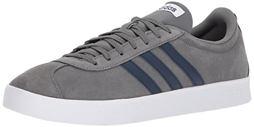 Fabric adidas Grey Navy Court 2 Collegiate White Four VL 0 Herren Ftwr xwrrR0qUX
