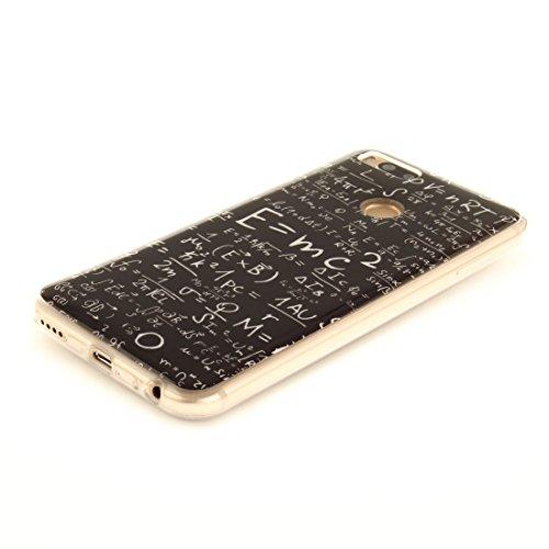 5X Silicone Scratch Arrière Xiaomi Hozor Protection Cas Souple Bord Couverture equation Peint De Mi TPU Motif Téléphone Cas Fit En Transparent Antichoc Résistant De Slim pzqqPExZ