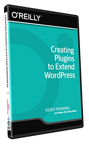 Creating Plugins to Extend WordPress - Training DVD