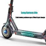 Gjfhome-Monopattino-Elettrico-con-Fanali-A-LED-Y-350W-Motore-Fino-A-29-KmH-Portatile-Pieghevole-Scooter-Elettrico-per-Unisex-Adulto-Fino-A-150KG