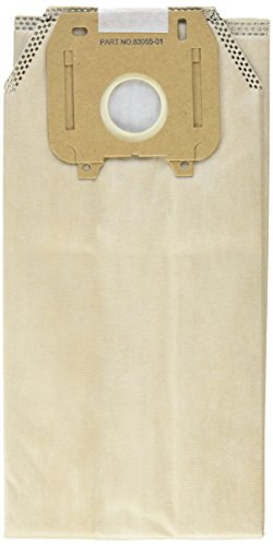 Oreck Paper Bag, Magnesium Upright Hepa (Pack of 6)