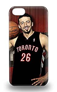 Iphone Cover Case NBA Toronto Raptors Hedo Turkoglu #26 Compatible With Iphone 5/5s ( Custom Picture iPhone 6, iPhone 6 PLUS, iPhone 5, iPhone 5S, iPhone 5C, iPhone 4, iPhone 4S,Galaxy S6,Galaxy S5,Galaxy S4,Galaxy S3,Note 3,iPad Mini-Mini 2,iPad Air ) 3D PC Soft Case