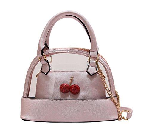 à d'été à bandoulière gelée coquille sac sac sac à bandoulière sac Femmes transparent main de qvtBOf