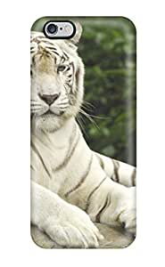 Forever Collectibles White Bengal Tiger Hard Snap-on For LG G3 Case Cover Case