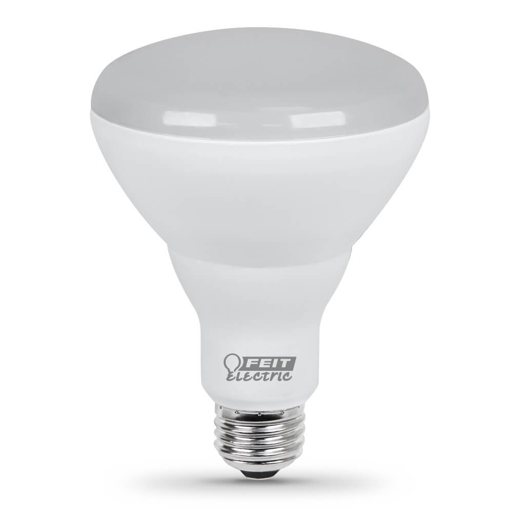 Feit Electric BR30 High Lumen Dimmable LED, 85W Equivalent, 27000K Pack of 16 by Feit Electric