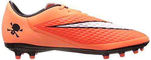 NIKE Mens Mens FG FG Cleat Crimson Phelon Hyper Hypervenom Soccer Hypervenom Cleat Phelon NIKE Hyper Soccer qwxHpTS